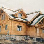 Idaho Falls Log Homes