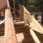 Idaho Falls Log Home Construction